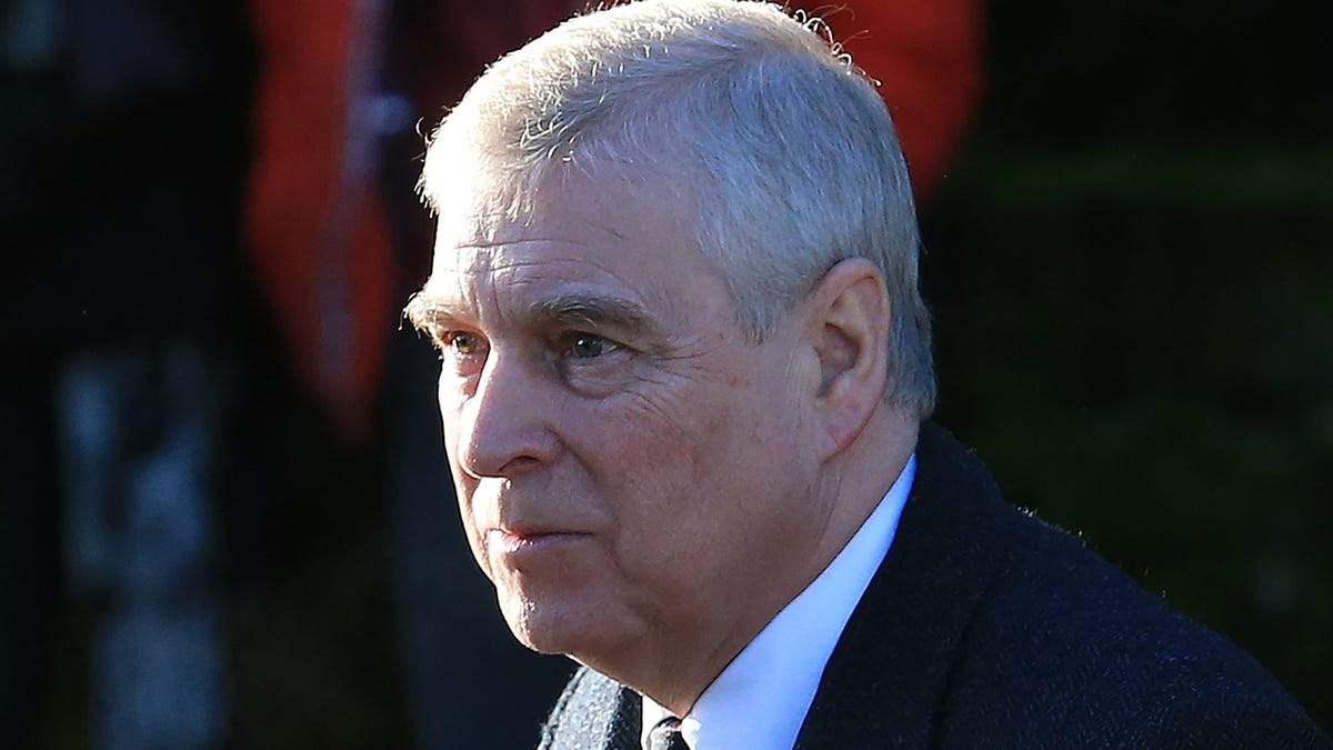 Prince Andrew New Pressure Over Epstein Fbi Few Options To Compel
