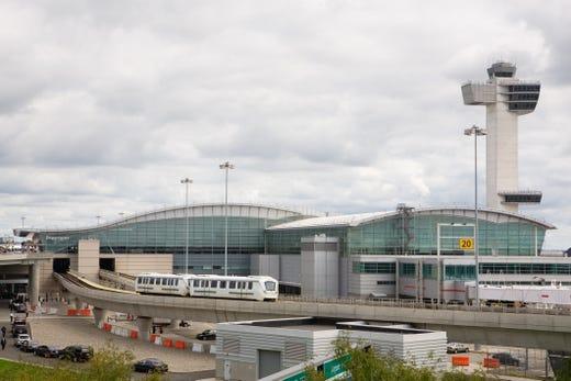 John F. Kennedy International Airport, New York (JFK)