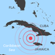 Caribbean quake