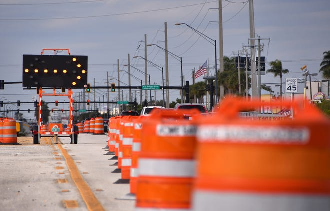 Road work is ongoing this year on State Road 520 on Merritt Island. The results of the 2020 U.S. Census will affect how hundreds of billions of dollars are divided among the states, affecting everything from infrastructure and hospitals to school lunches and hurricane relief.