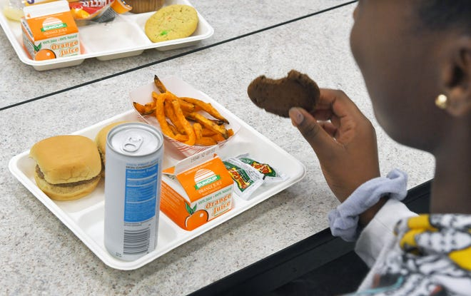 """Schools would be banned from """"lunch shaming"""" students unable to afford school meals, under a bill that was narrowly advanced by a Tennessee House panel on Wednesday."""