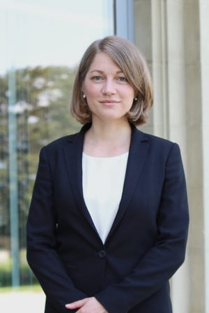 Molly Gray is seeking the Democratic nomination for Vermont lieutenant governor in 2020.