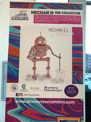Mechan 11: The Collector is a standalone robot sculpture that will be built by Oregon-based Tyler FuQua Creations.