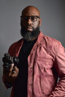 Erik James Montgomery is a Camden-based fine art photographer whose portrait series will be among the projects in A New View Camden.