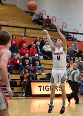 Waverly sophomore Trey Robertson was named Division III third team All-Ohio by the Ohio Prep Sportswriters Association.