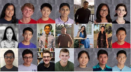 Mason High School has 21 students who scored perfectly on the ACT exam. The ACT is used by college admissions offices and the and other groups and agencies to consider applicants.