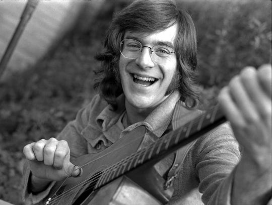 John Sebastian in 1970.