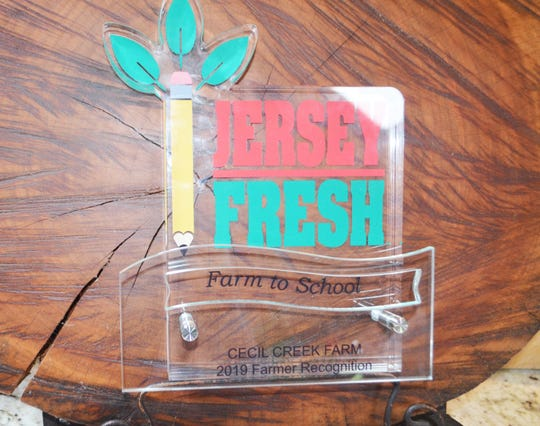 Registration has begun for farmers wishing to participate in the Jersey Fresh Farm to School Farmer Recognition Award.