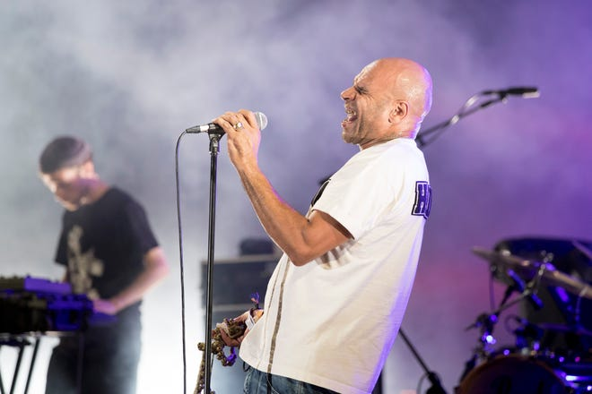Goldie and the Ensemble perform during Wonderfruit 2018 on Dec. 14, 2018, in Pattaya, Thailand.