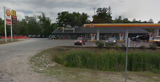 McDonald's in Indian River.