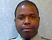 This undated photo provided by the Prince George's County Police Department shows Prince George's County Police Department Cpl. Michael Owen Jr.