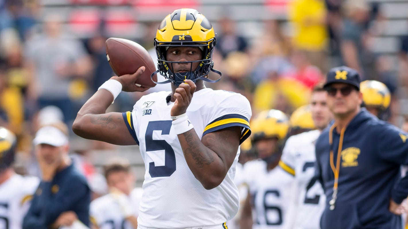 Michigan football schedule ranked eighth-toughest in nation