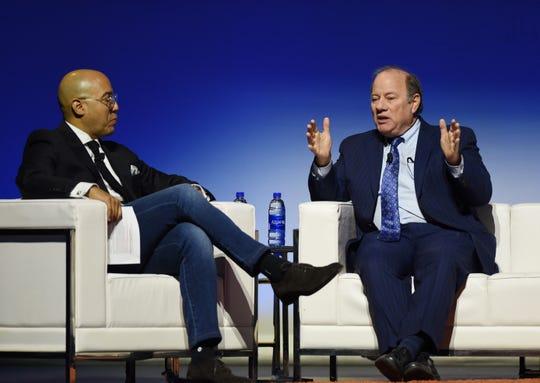 Mayor Mike Duggan and Dennis Archer Jr., CEO of Ignition Media Group, have a conversation about the growth and various developments in the City of Detroit.