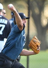 Tigers pitching prospect Jason Foley is trying to recover his velocity following Tommy John surgery.