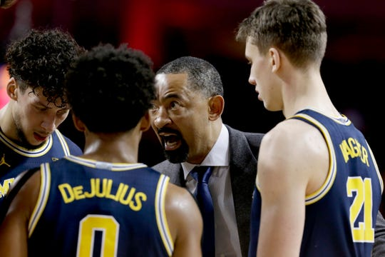 Michigan's game against Kentucky in London next season is still on, according to the Basketball Hall of Fame.