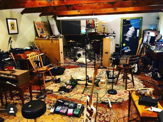 A look at Battle Tapes studio