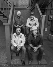 Denver-based bluegrass band Chain Station plays the first-ever Sol Grass Music Festival on June 19 and 20 on Washington Island.