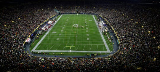 Lambeau Field was rated the most accessible NFL stadium by personal finance website WalletHub.