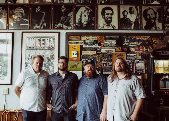 Eau Claire-based bluegrass band Them Coulee Boys plays the first-ever Sol Grass Music Festival on June 19 and 20 on Washington Island.