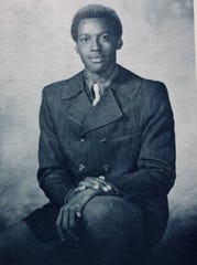 Former Travelers Rest High School basketball player Robert Poole was the first African-American player to start a basketball varsity game for any Devildog team.