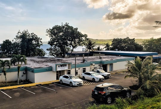 "The Water and Environmental Research Institute of the Western Pacific, located on the University of Guam campus, was one of 12 of 54 institutes nationwide to be rated ""outstanding"" by the U.S. Geological Survey."