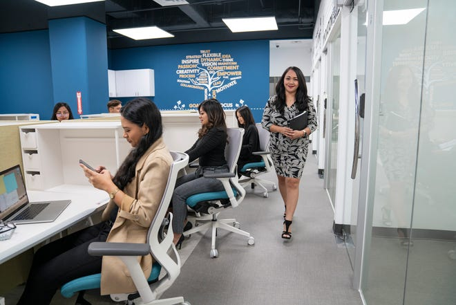 My Office, which features individual workspaces and conference rooms for telecommuters, startups, organizations that need flexible space, has opened in the ITC building in Tamuning.