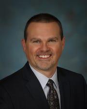 Jason D. Warren, PhD, President/CEO of Henderson Community College