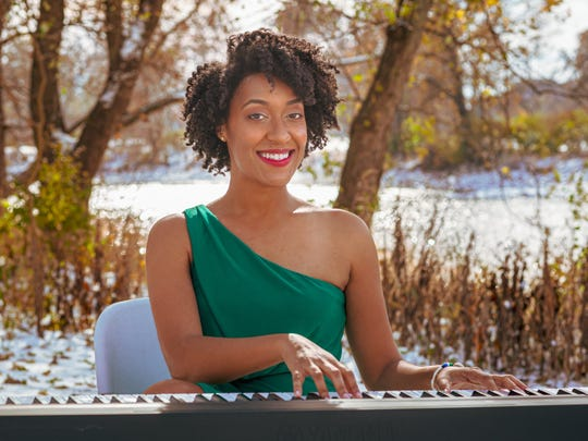 Art & Soul featured artist Teneh Karimu will perform Feb. 20 at the Indianapolis Artsgarden.