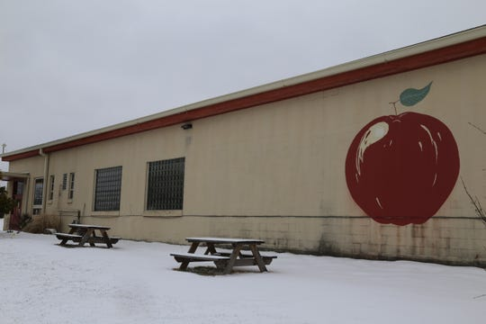 The Cornell Orchards Store opened in 1952.