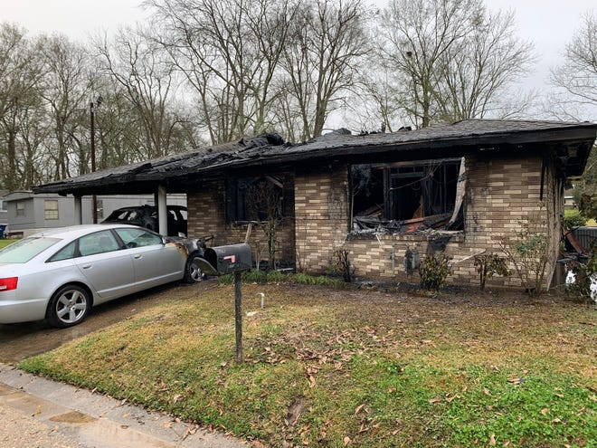 A 66-year-old man was killed in a house fire on Wednesday in the 1700 block of Duson Avenue in Opelousas.