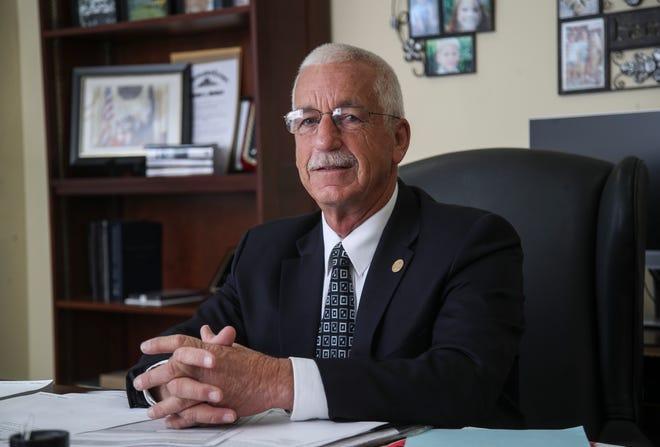 Sen. Paul Hornback-R, January 29, 2020.