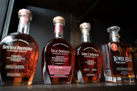 The Bourbon & Whiskey event will offer more than 60 different bourbons, whiskeys and scotches.