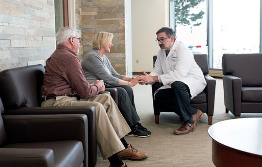 The hospital meets with patients to discuss their financial obligations to avoid any monetary surprises.