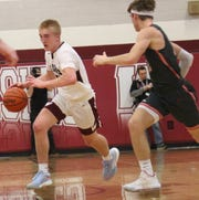 Willard's Cooper Parrott was named the Division III Northwest District co-Player of the Year for the 2019-20 season.