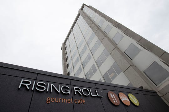 Rising Roll Gourmet Cafe on Wednesday, Jan. 29, 2020, in Memphis.