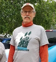 Sumner Matteson, avian ecologist with the Wisconsin Department of Natural Resources, has worked with bald eagles in the state since 1983.