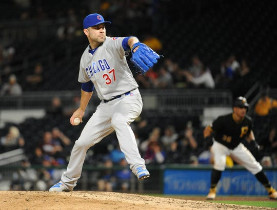 David Phelps, who missed the 2018 season after having Tommy John surgery, pitched for the Blue Jays and Cubs last season.