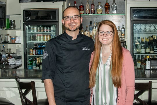 Vintage Year's executive chef Eric Rivera and bar manager Kayla Treat are competing again in the Feast of Flavours.