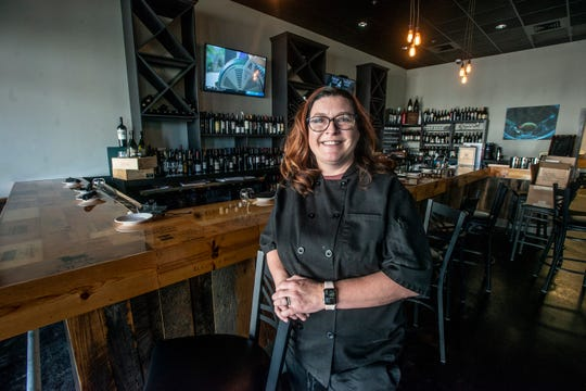 Ginger Hahn is the owner and executive chef at Taste.