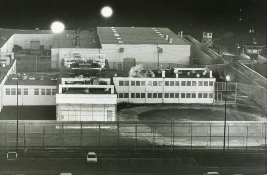 An overview of Holman Prison in Atmore, Ala. in 1983.