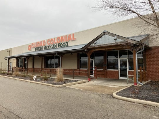 Ciudad Colonial closed its doors for good on Dec. 22, leaving another vacancy at Muncie Mall.