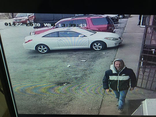 The Nashville Fire Department is trying to identify this man.