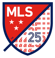 Major League Soccer celebrates its 25th season in 2020.
