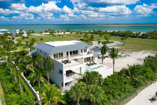 Seagate Development Group's furnished Captiva model is open for viewing and purchase at Hill Tide Estates on Boca Grande.