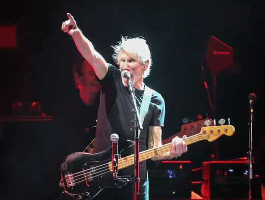 Roger Waters, pictured in 2016, performs concerts later in 2020 in Florida.