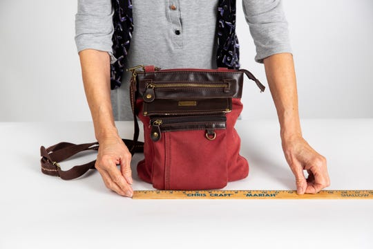 Under new bag size restrictions at Artis–Naples, bags and purses must have dimensions totaling no more than 24 inches. The new regulations will go into effect on Saturday, February 1.