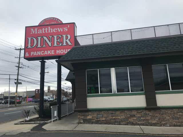 Matthews' Diner in Bergenfield bought by Brownstone Pancake