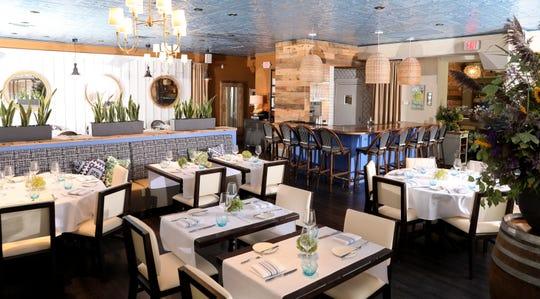 Bistro d'Azur restaurant in South Orange.