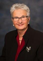 Sen. Elizabeth Stefanics (D 39).