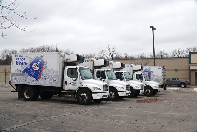 U.S. Ice trucks are already parked near the building at 35500 Central City Parkway in Westland where the business will soon set up shop.